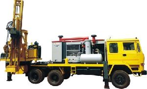 Truck Mounted Water Well Piling Drilling Rig