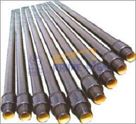 Friction Welded Drill Rod