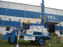 Self Propelled Water Well Drilling Rig