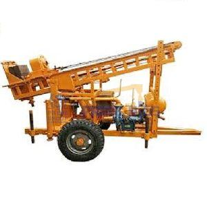 PDTHR-100 Trolley Mounted Drilling Rig