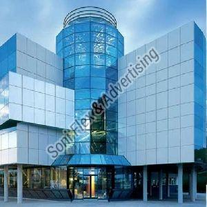 Aluminium Composite Panel Installation Service