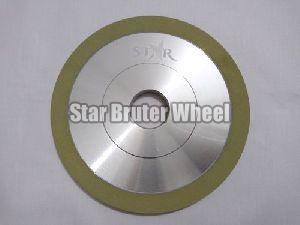 Hard Diamond Bruting Wheel