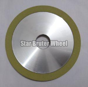 Soft Diamond Bruting Wheel
