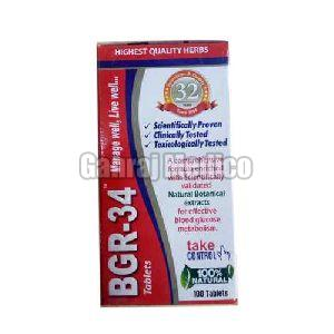 Blood Glucose Metabolism Tablets