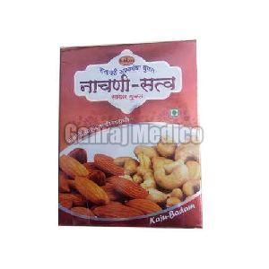 Nachni Satva Kaju Badam