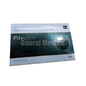 Pileclear Capsules