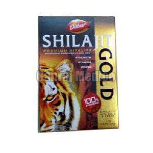 Shilajit Gold Power Capsules