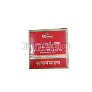 Suvarna Bhasma Tablets