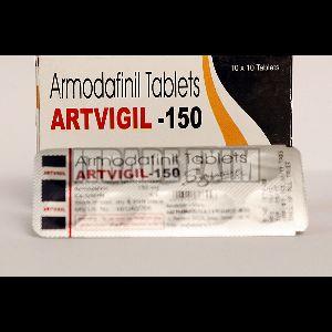 Artvigil 150mg Tablets