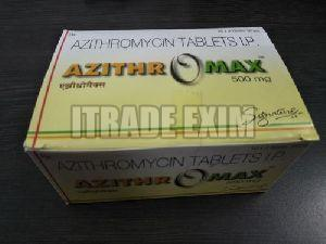 Azithromax 500mg Tablets