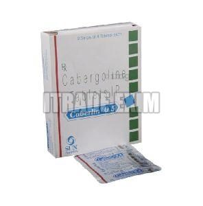 Caberlin 0.5mg Tablets