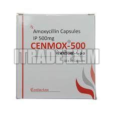 Cenmox 500mg Capsules