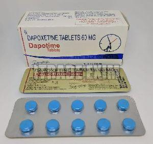 Dapotime 60mg Tablets