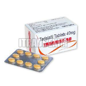 Tadarise 40mg Tablets