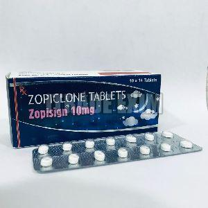 Zopisign 10mg Tablets