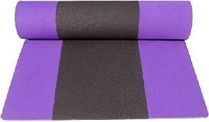 Stripe Yoga Mat