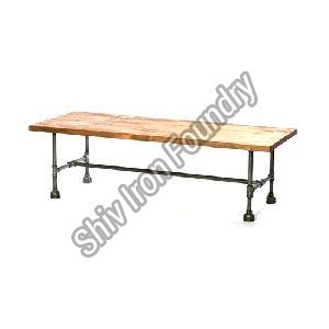 Rectangular Cafe Table
