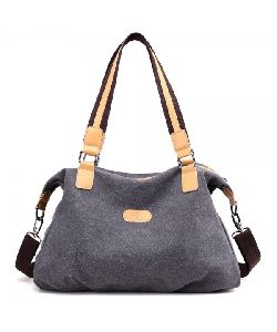 Cotton Canvas Handbags