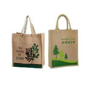 Jute Printed Bags
