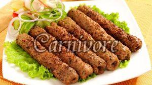 Pahadi Chicken Seekh Kabab
