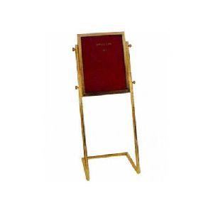 Brass Display Stand