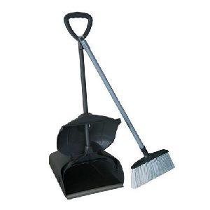 Dustpan with Broom