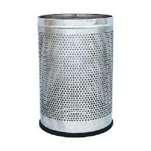 Stainless Steel Paper Bin