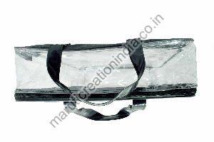 PVC Black Blanket Bags