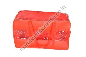 PVC Orange Blanket Bags