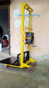 33kv Breaker Lifting Trolley , ACB Handling trolley