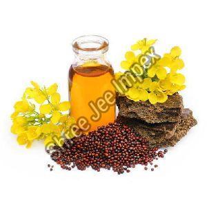 Kachi Ghani Mustard Oi