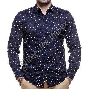 Mens Printed Shirt