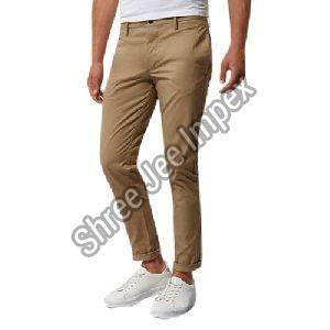 Mens Regular Fit Trouser