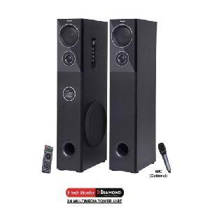 88BT 2.0 Multimedia Tower Speaker