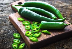 Natural Green Chili
