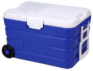 Ice Box with Wheels