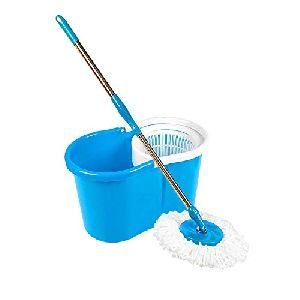 Plastic Mop Bucket