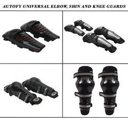 Riding Knee Elbow Guards
