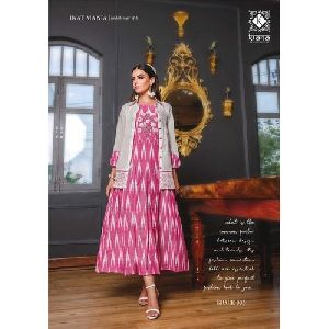 Grace 003 Fashion Anarkali Kurti