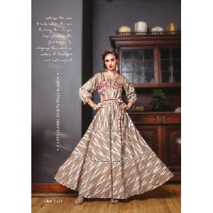 Grace 006 Ladies Fashionable Anarkali Kurti