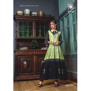 Grace 009 Ladies Fancy Anarkali Kurti