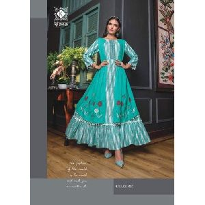 Grace 010 Fashionable Anarkali Kurti