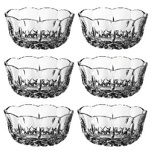 Crystal Bowl Set