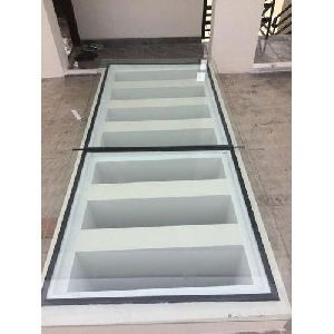 Skylight Toughened Glass
