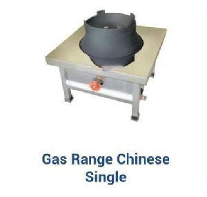 Stainless Steel Chinese Range
