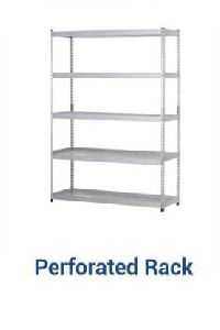 Stainless Steel Perforated Rack