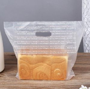 Plastic Bakery Bag