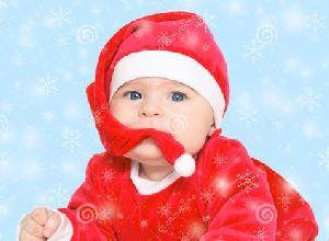 Baby Boy Santa Suit