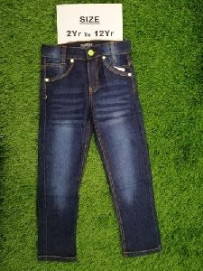 Boys Blue Denim Jeans