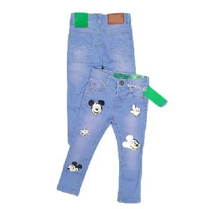 Boys Fancy Jeans